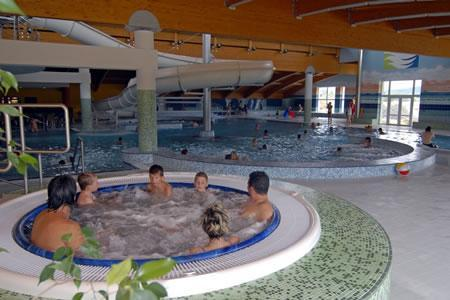 Wellness Frymburk - Aquapark